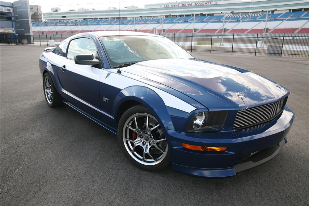 2006 FORD SHELBY GT SR COUPE CONCEPT - Front 3/4 - 89997