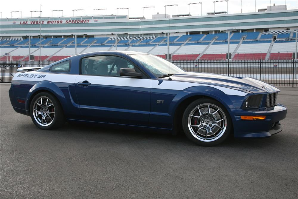 2006 FORD SHELBY GT SR COUPE CONCEPT - Side Profile - 89997