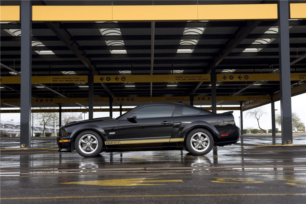 2006 FORD SHELBY GT-H COUPE CONCEPT CAR - Side Profile - 89999