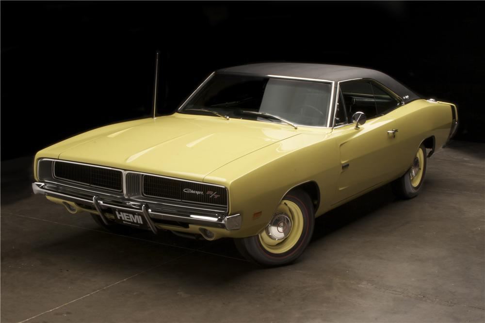 1969 Dodge Hemi Charger R T Coupe 90884