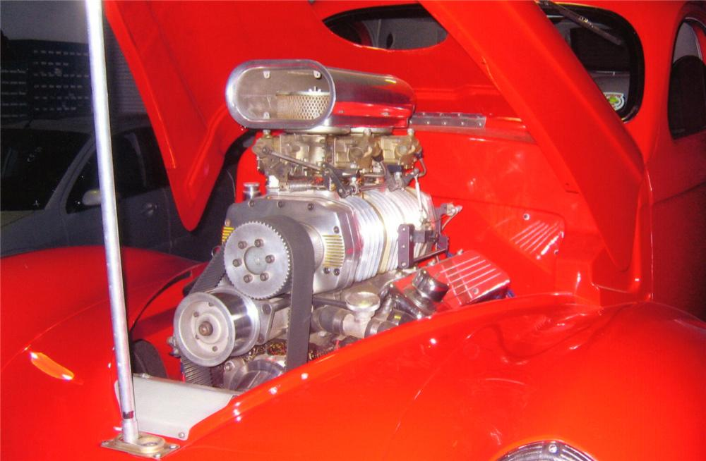 1941 WILLYS PRO STREET COUPE - Engine - 90893