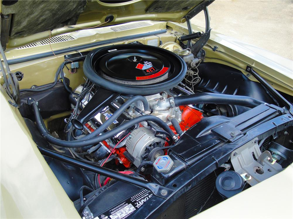 1969 CHEVROLET CAMARO YENKO RE-CREATION - Engine - 90906