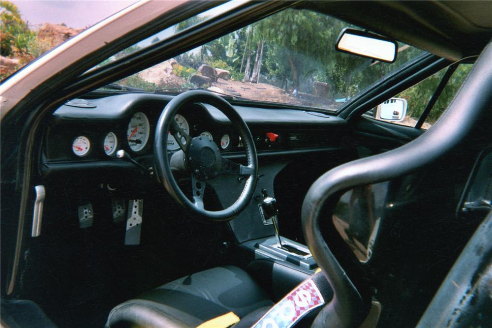1972 DE TOMASO PANTERA 2 DOOR CUSTOM COUPE - Interior - 90924