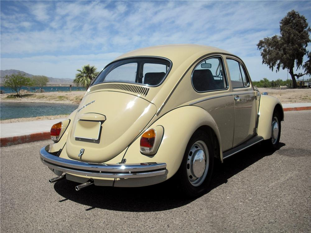 1968 Volkswagen Beetle Sedan 90929