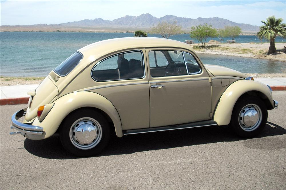 1968 VOLKSWAGEN BEETLE SEDAN - 90929