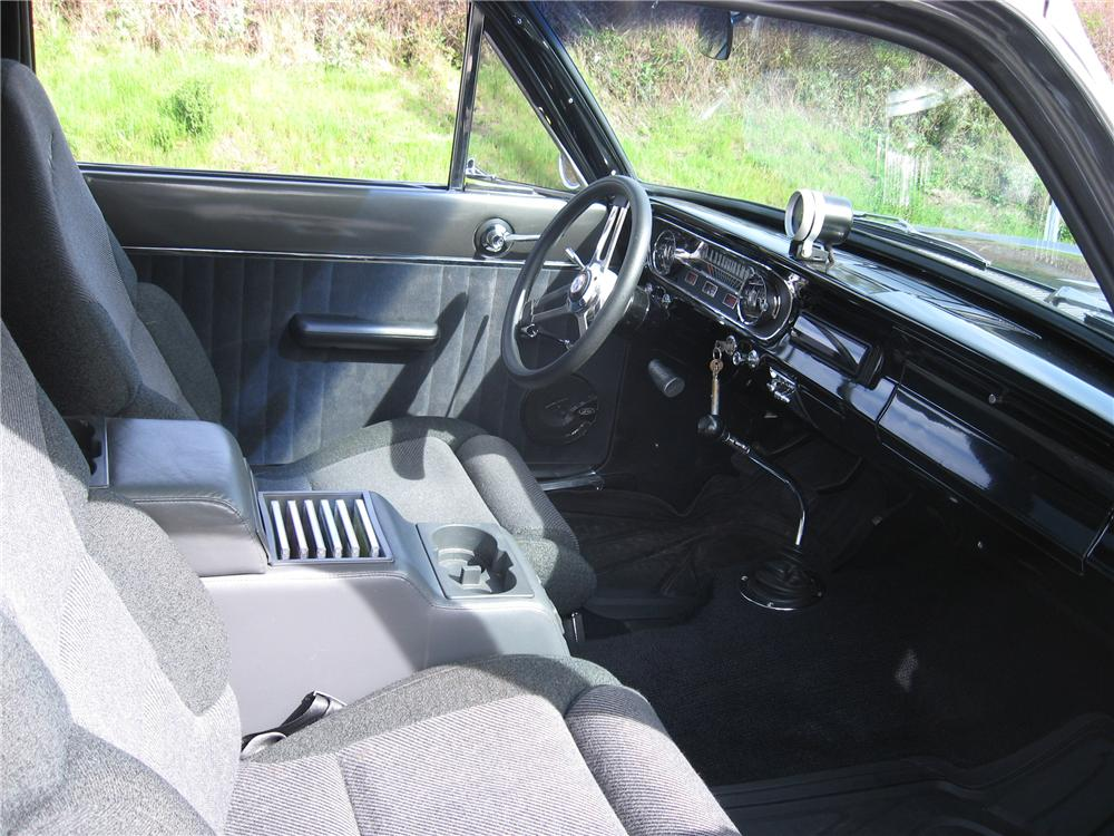 1965 FORD RANCHERO CUSTOM PICKUP - Interior - 90955