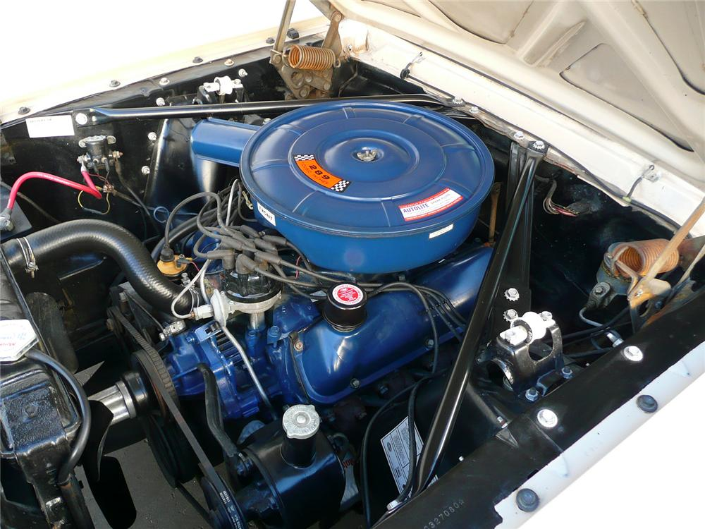 1966 FORD MUSTANG CONVERTIBLE - Engine - 90961