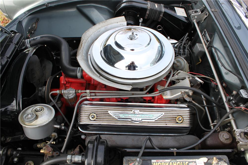 1956 FORD THUNDERBIRD CONVERTIBLE - Engine - 90977