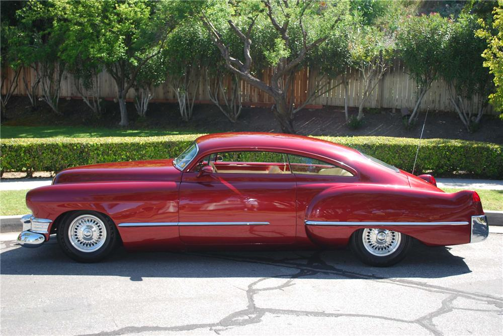 1949 Cadillac Series 62 Custom 2 Door Hardtop 91002