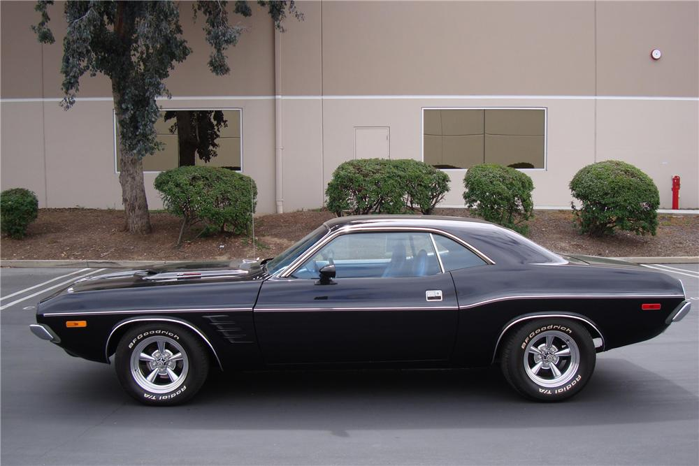 1973 Dodge Challenger 2 Door Hardtop
