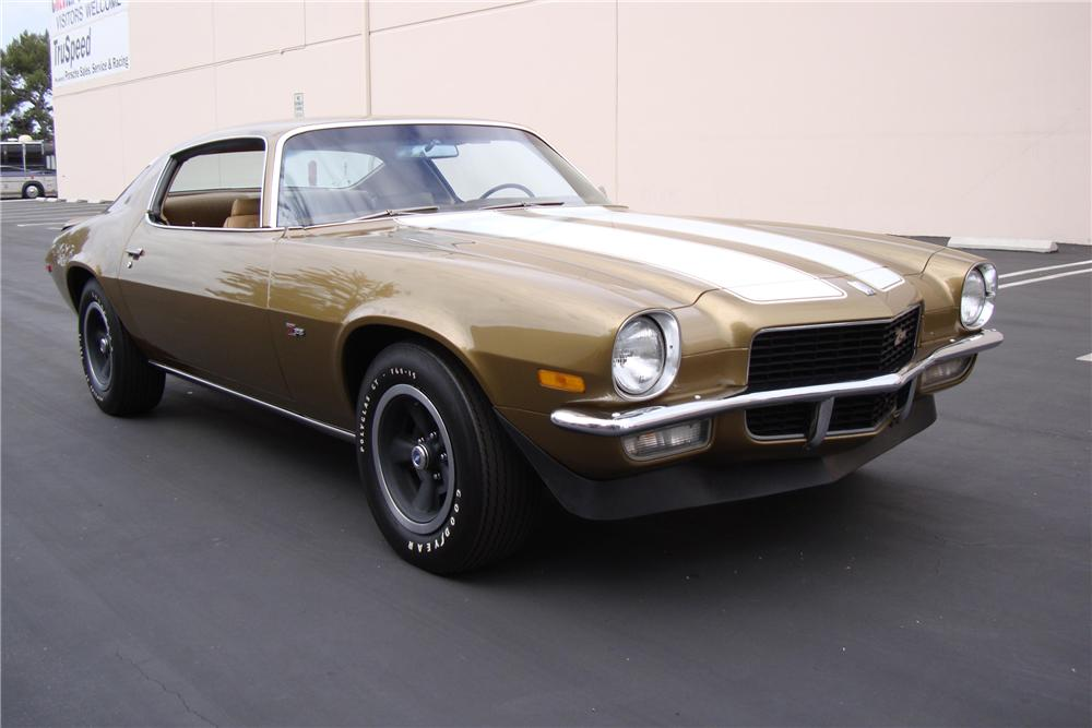 1970 CHEVROLET CAMARO Z/28 COUPE - Front 3/4 - 91014