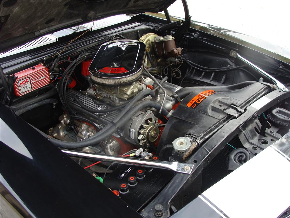 1969 CHEVROLET CAMARO Z/28 COUPE - Engine - 91019
