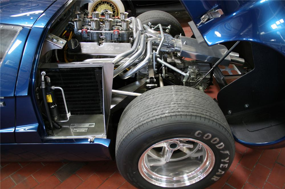 1966 FORD GT40 REPLICA - Engine - 91078