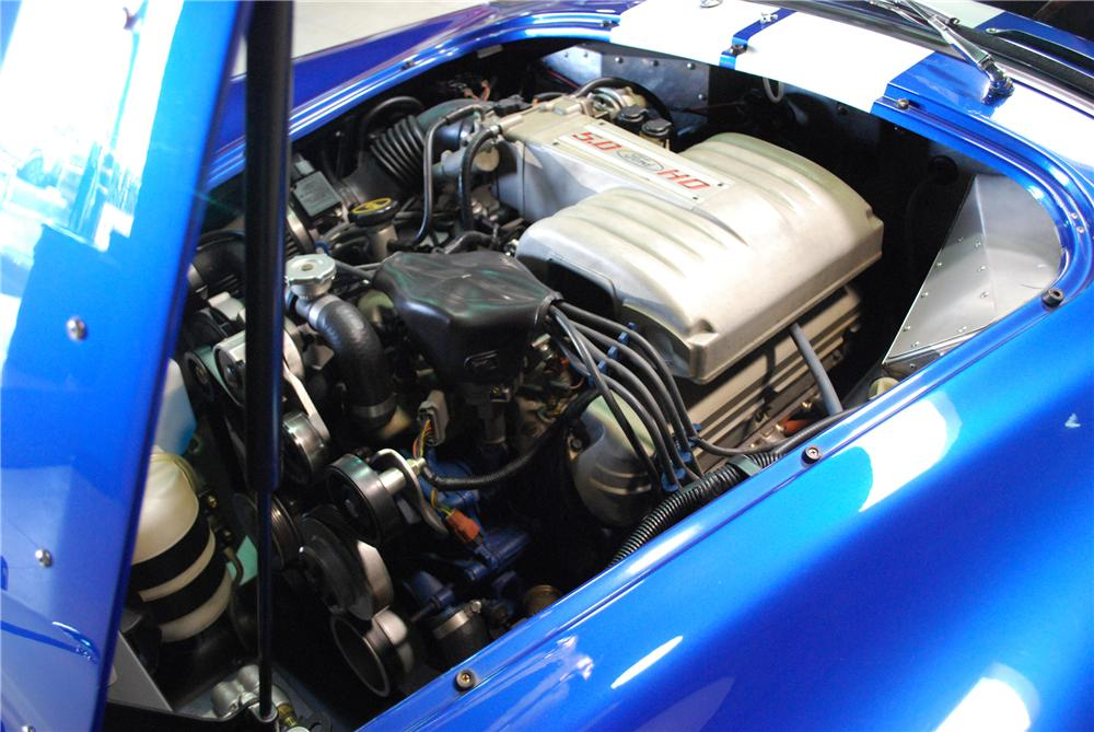 2004 FACTORY FIVE COBRA RE-CREATION ROADSTER - Engine - 91138