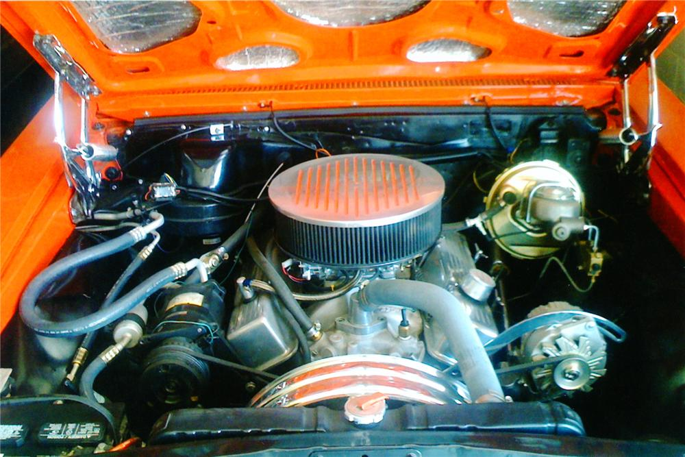 1966 CHEVROLET EL CAMINO PICKUP - Engine - 91198