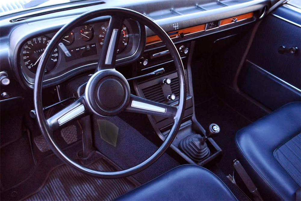 1971 BMW 3.0 S BAVARIA SEDAN - Interior - 91204