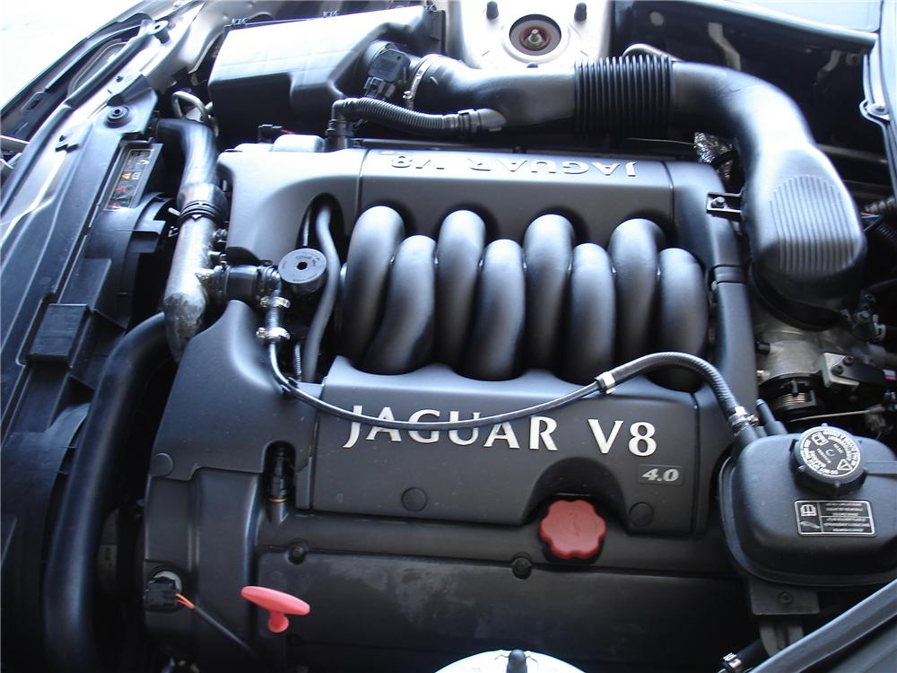 2000 JAGUAR XK 8 COUPE - Engine - 91217