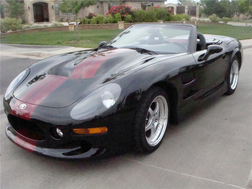 1999 SHELBY SERIES 1 ROADSTER - Front 3/4 - 91234