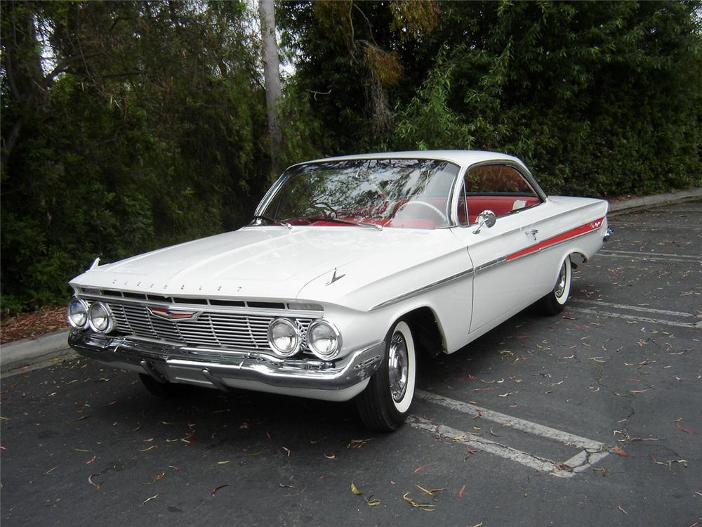 1961 chevy impala 2 door hardtop complete interior 1961 chevrolet impala 2 door bubble top 91392
