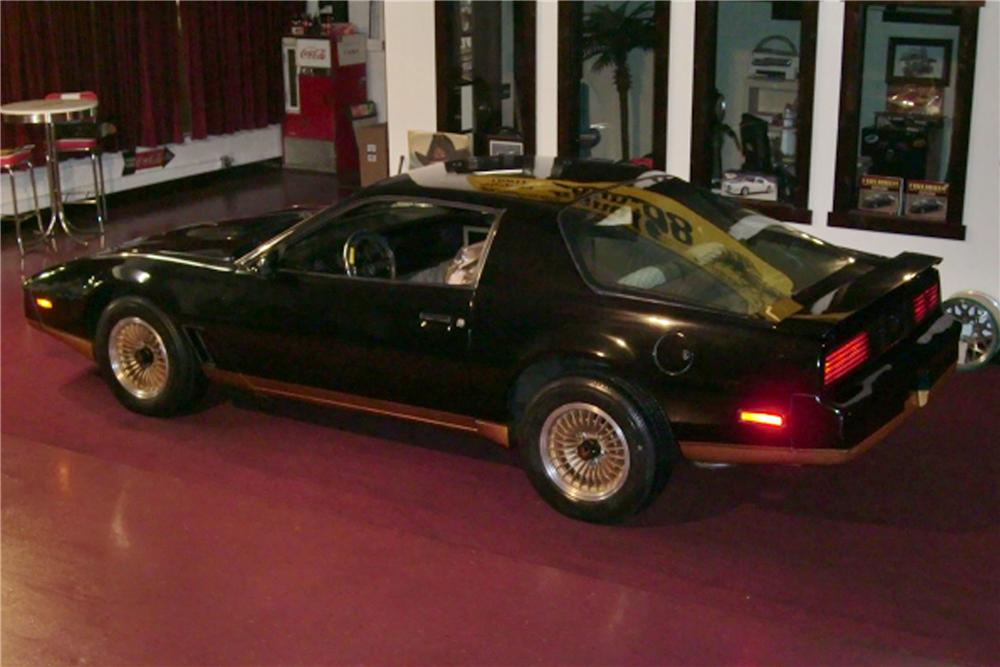 1983 PONTIAC TRANS AM 2 DOOR COUPE - Side Profile - 91398