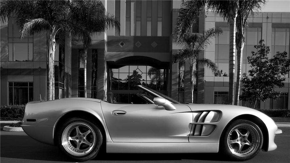 1999 SHELBY SERIES 1 CONVERTIBLE - Side Profile - 91457