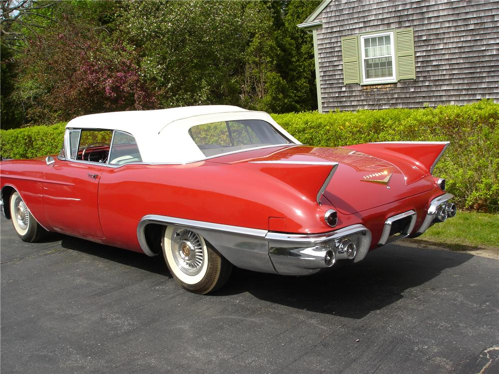 1957 cadillac eldorado biarritz - photo #13