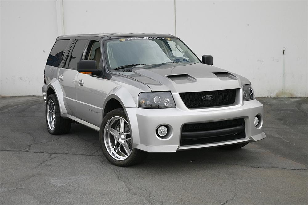 2004 FORD SHELBY EXPEDITION CUSTOM SUV - Front 3/4 - 91612