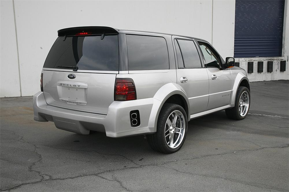 2004 FORD SHELBY EXPEDITION CUSTOM SUV - Rear 3/4 - 91612