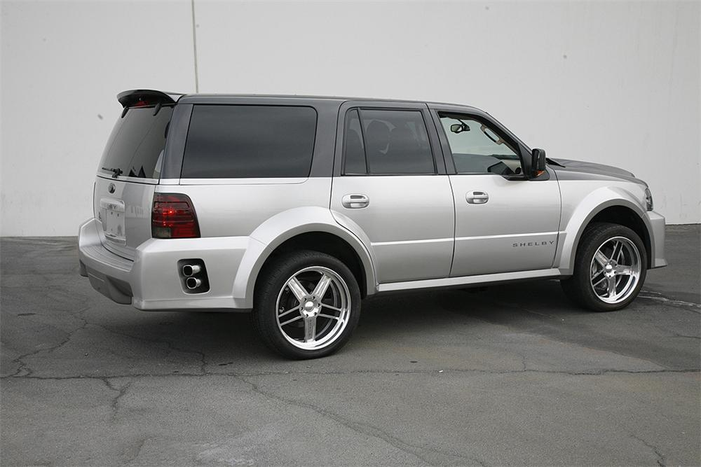 2004 FORD SHELBY EXPEDITION CUSTOM SUV - Side Profile - 91612