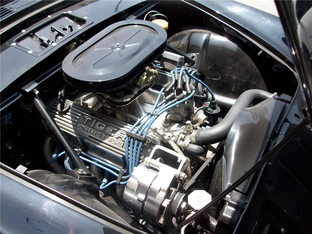1967 ROOTS SUNBEAM TIGER CUSTOM  CONVERTIBLE - Engine - 91674