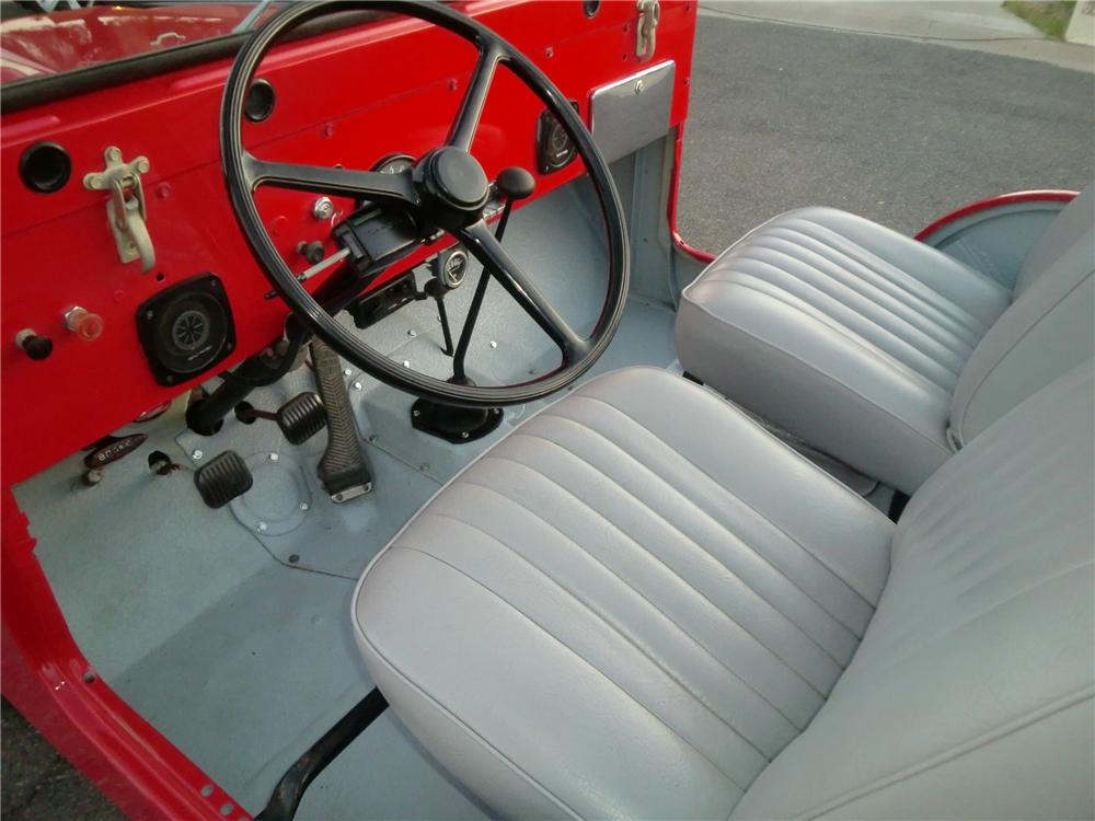 1971 Willys Cj5 91711
