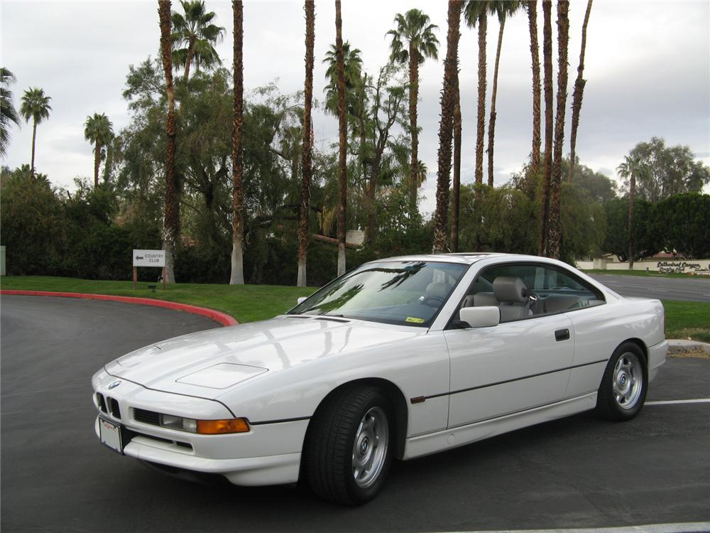 1995 BMW 840 CI 2 DOOR HARDTOP - Front 3/4 - 91743
