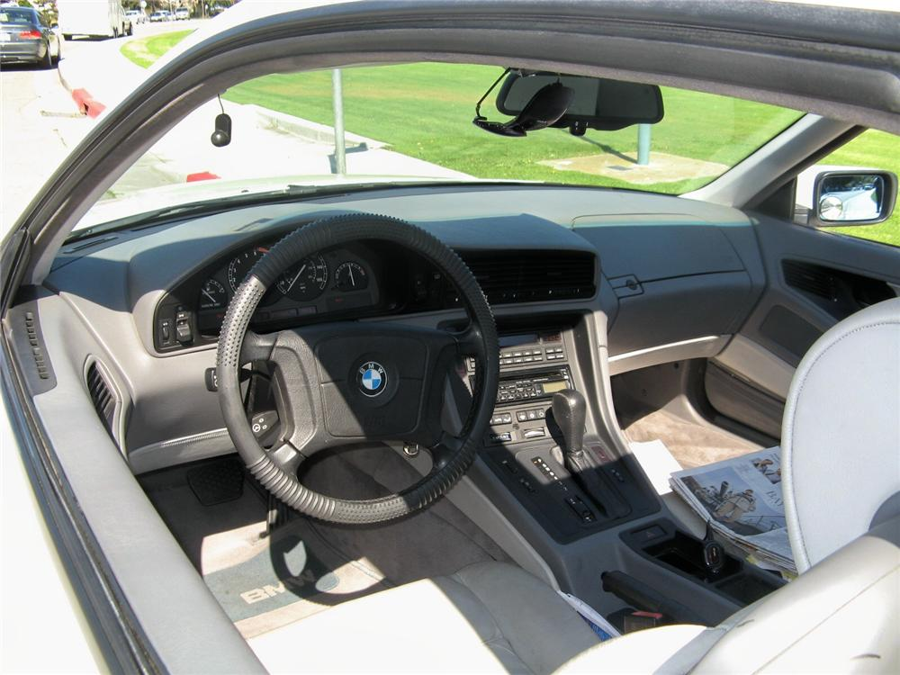 1995 BMW 840 CI 2 DOOR HARDTOP - Interior - 91743
