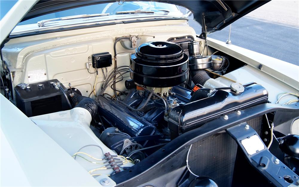1950 CADILLAC SERIES 62 2 DOOR HARDTOP - Engine - 93230