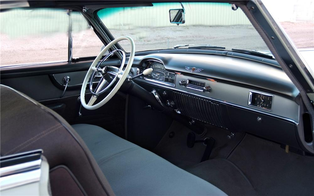1950 CADILLAC SERIES 62 2 DOOR HARDTOP - Interior - 93230