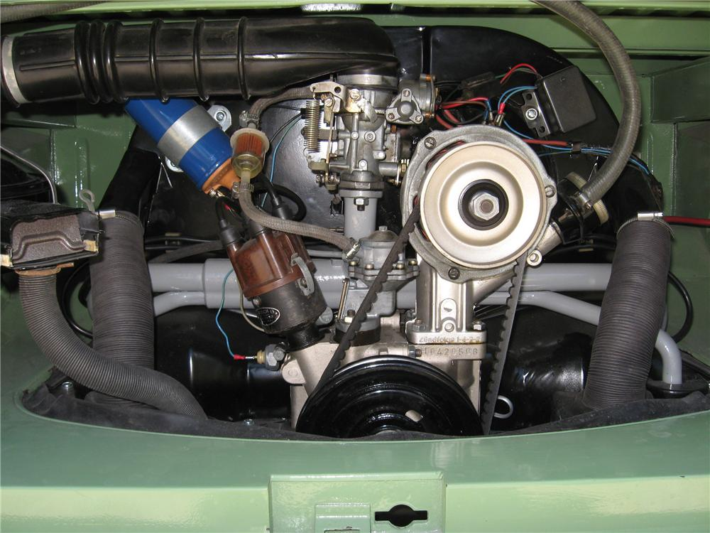 1956 VOLKSWAGEN PICKUP  - Engine - 93235