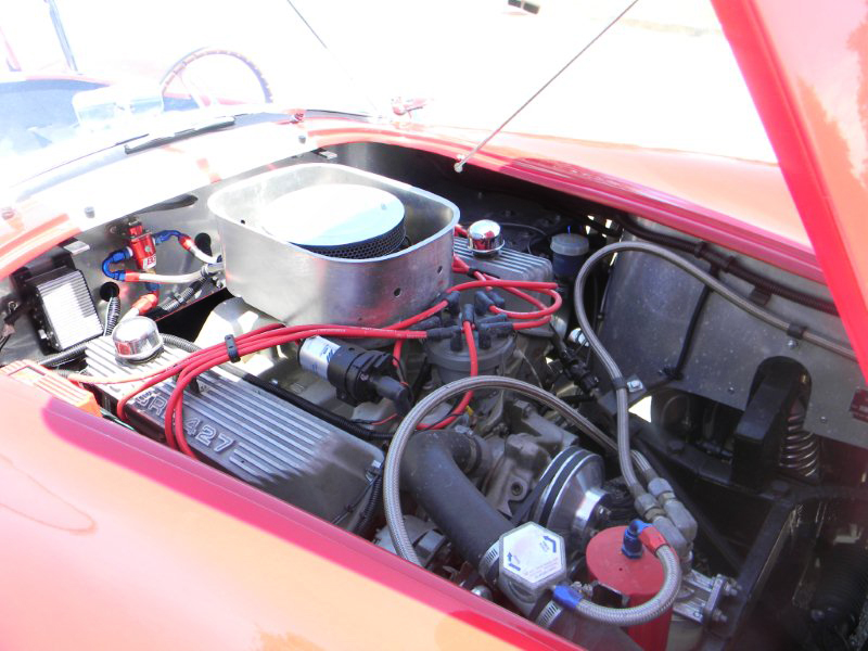 1967 COBRA ROADSTER RE-CREATION - Engine - 93286