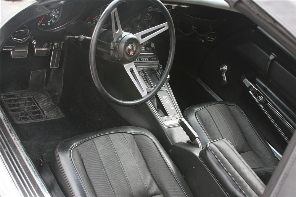 1969 CHEVROLET CORVETTE CONVERTIBLE L-88 RE-CREATION - Interior - 93291