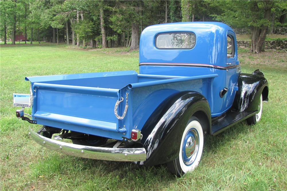 1946 CHEVROLET 3100 CUSTOM PICKUP - 93322