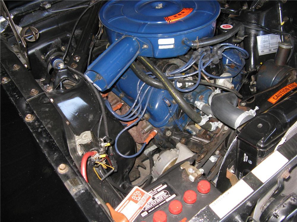 1966 FORD MUSTANG COUPE - Engine - 93336