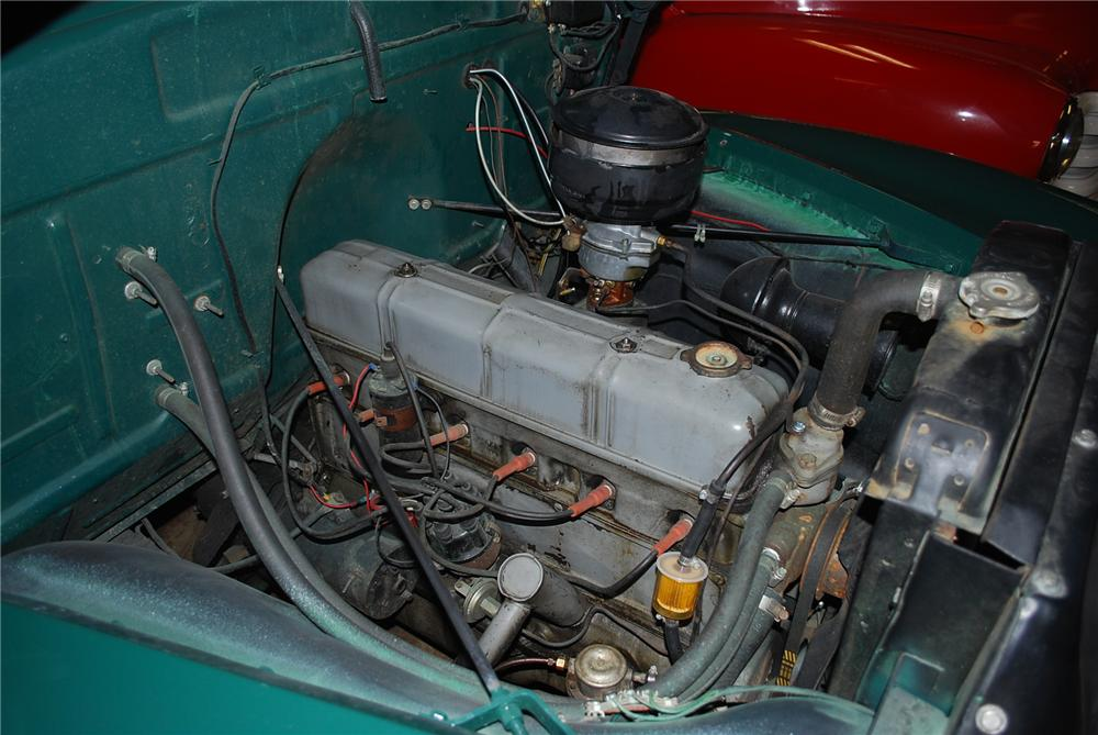 1951 CHEVROLET 3100 PICKUP - Engine - 93361