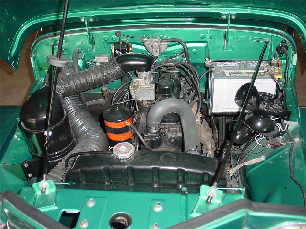 1960 WILLYS JEEP STATION WAGON - Engine - 93383