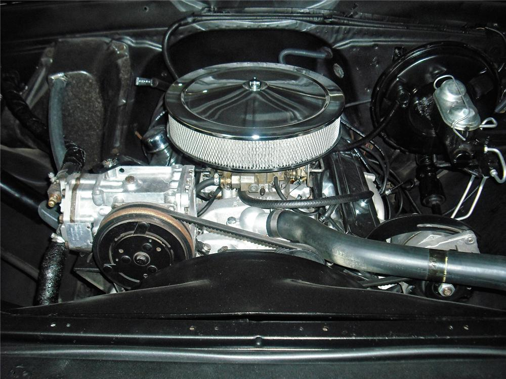 1969 CHEVROLET C-10 CUSTOM PICKUP - Engine - 93387