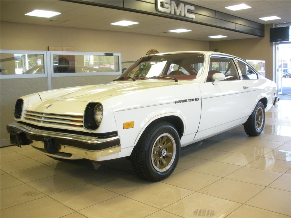 1976 CHEVROLET VEGA COSWORTH 2 DOOR - Front 3/4 - 93389