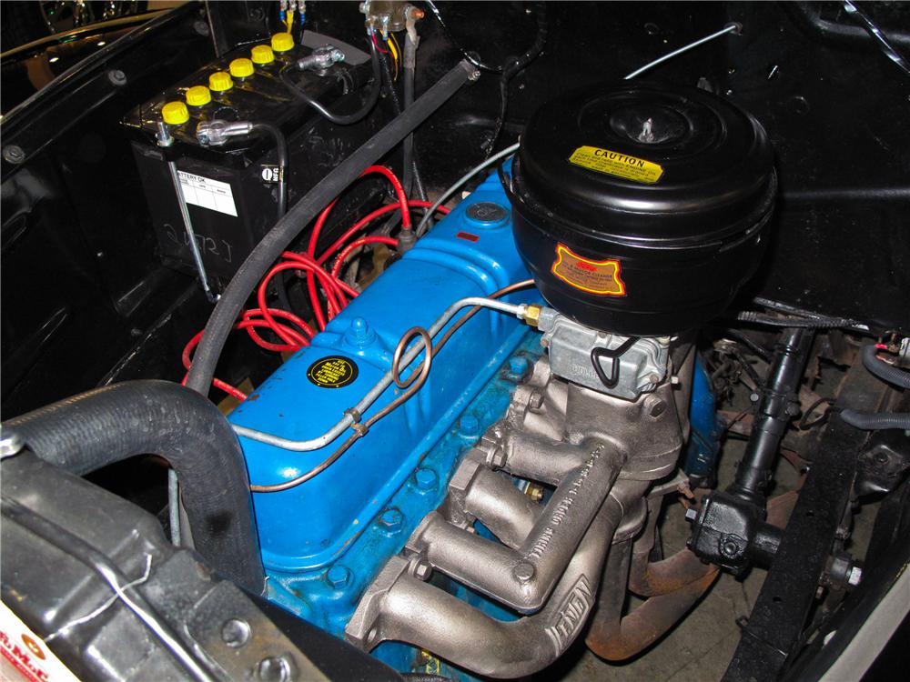 1952 FORD F-1 PICKUP - Engine - 93390