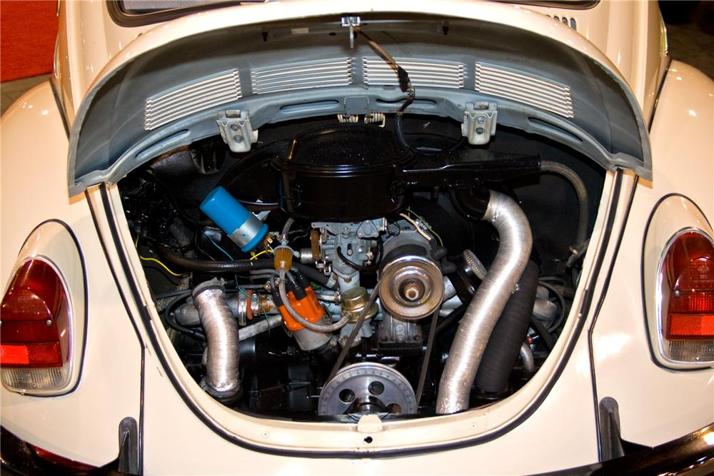 1971 VOLKSWAGEN SUPER BEETLE 2 DOOR - Engine - 93399