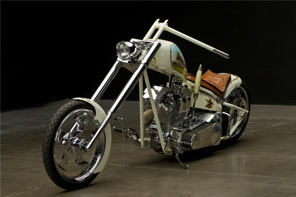 2004 CUSTOM CHOPPER - Front 3/4 - 93402
