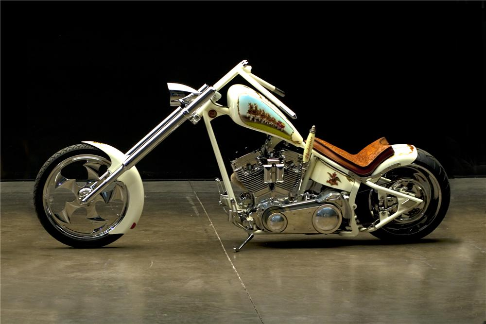 2004 CUSTOM CHOPPER - Side Profile - 93402