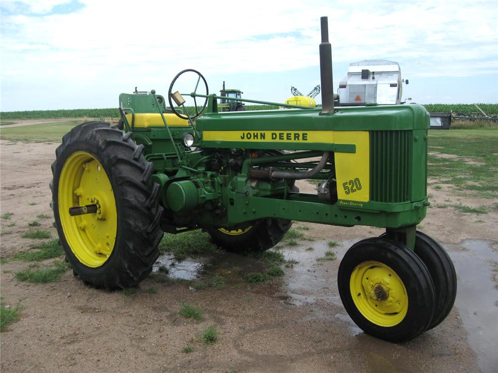 John Deere 520 Tractor Clutch : Amps get off my lawn quot grumpy old farts page