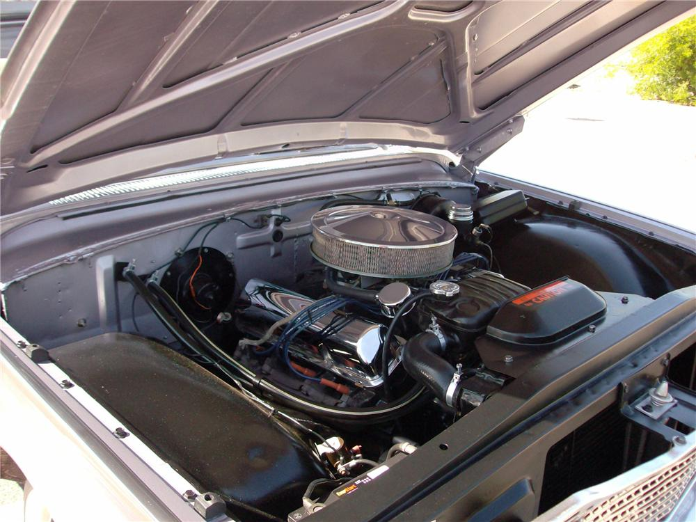 1960 FORD GALAXIE SUNLINER CONVERTIBLE - Engine - 93477